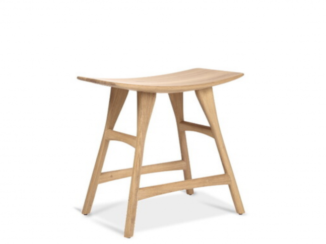 Stolička Oak Osso stool