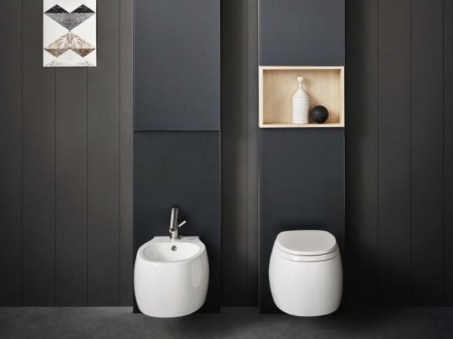 Bidet a WC Monolith