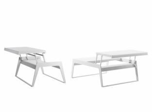 Rozkládací stolek Cane-line Chill-Out