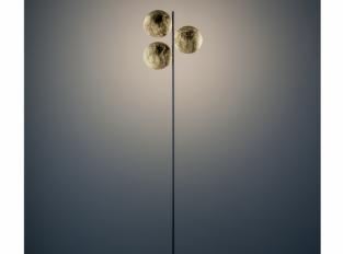Stojací lampa Lederam F3