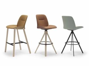 Kolekce stoliček Nuez