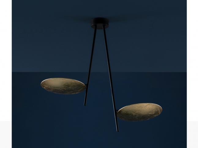 Stropní svítidlo Lederam C2
