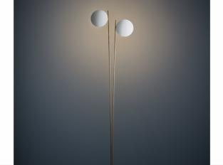 Stojací lampa Lederam F2