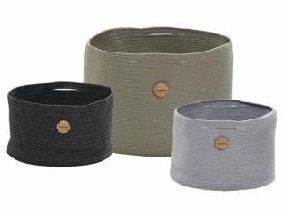 Koš Cane-Line Soft Rope Basket