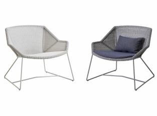 Křeslo Cane-Line Breeze Lounge Chair