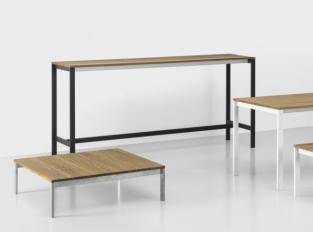 Kolekce venkovního nábytku be—Easy Slatted
