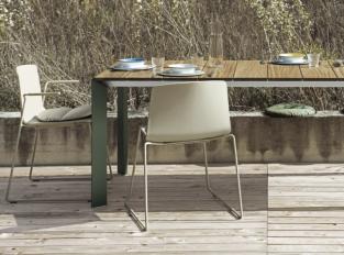 Stůl Nori slatted