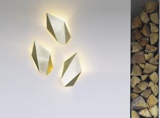 Nástěnná lampa Abstract