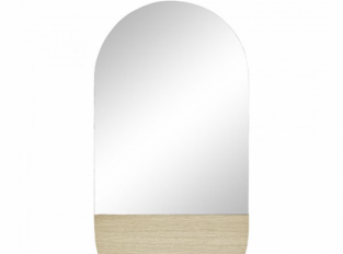 Nástěnné zrcadlo Hübsch Wall Mirror