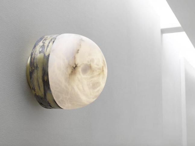 Nástěnná lampa Lucid