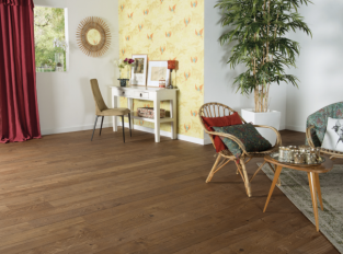 Podlaha FRENCH OAK ORIGINE CUIR DIVA 139