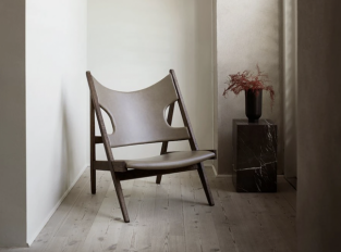 Židle Knitting Lounge Chair