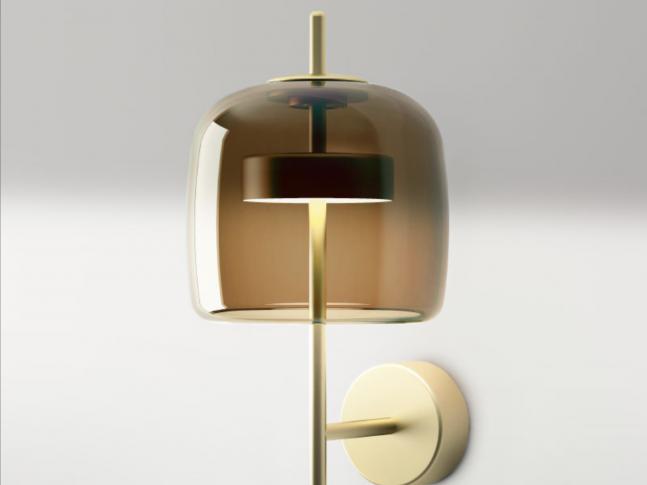 Nástěnná lampa Jube