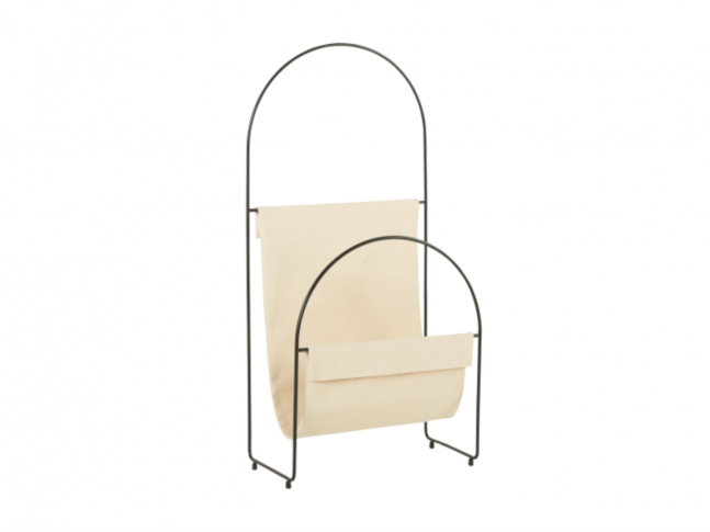 Stojan NOUVELLE MAGAZINE HOLDER CANVAS