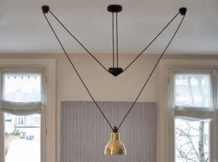 Závěsná lampa LES ACROBATES N°328