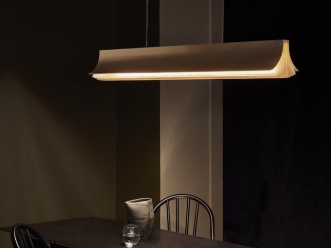 Závěsná lampa RESPIRO