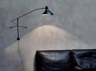 Nástěnná lampa MANTIS BS2 A BS2 MINI