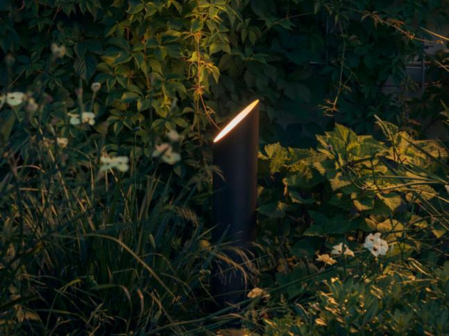 Venkovní lampa Elipse