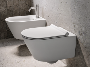WC a bidet NEW ZERO