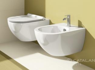 WC a Bidet Sfera Catalano