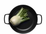 Nízký hrnec s pokličkou C2 Saute Pan