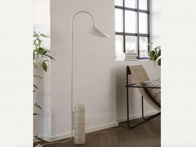 Stojací lampa Arum