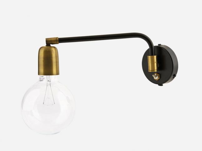 Nástěnná lampa Molecular