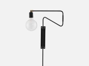 Nástěnná lampa Swing