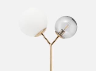 Stolní lampa Twice
