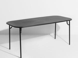 Obdélníkový stůl WEEK-END