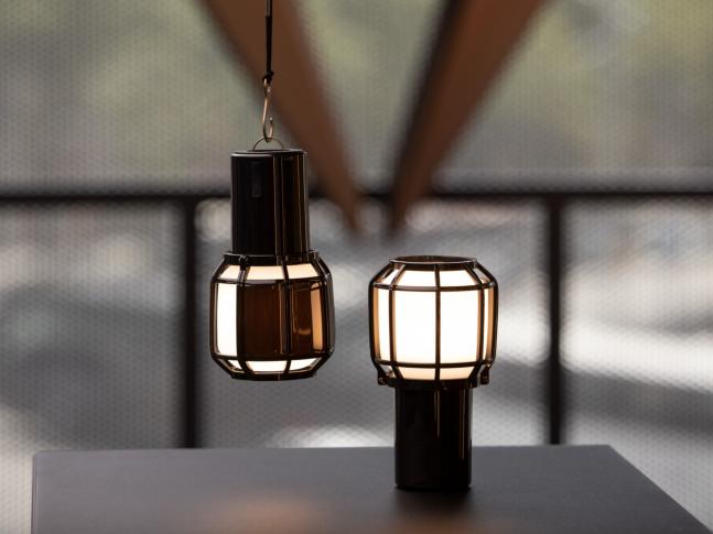 Přenosná lampa Chispa
