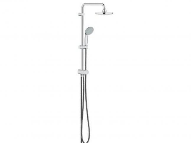 Sprchový systém TEMPESTA SYSTEM 180 FLEX