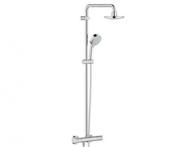 Sprchový systém TEMPESTA COSMOPOLITAN 160
