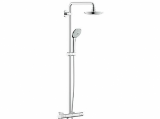 Sprchový systém  EUPHORIA 180