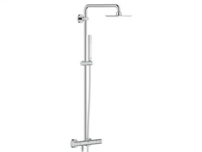Sprchový systém EUPHORIA SYSTEM 150