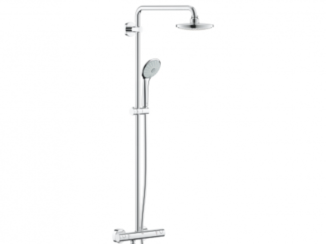 Sprchový systém EUPHORIA SYSTEM 160