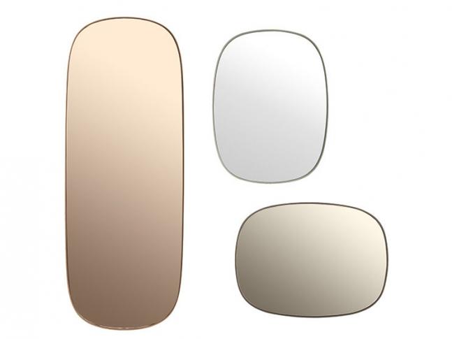 Zrcadlo Muuto Framed