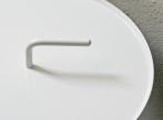 LOOOOX stolek trojnožka s kličkou bílý ST_0068_TI_2