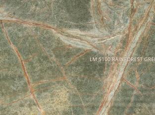 Thin Slate - Rainforest Green