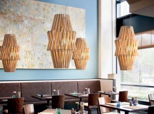 Závěsná lampa Stick F23 chandelier