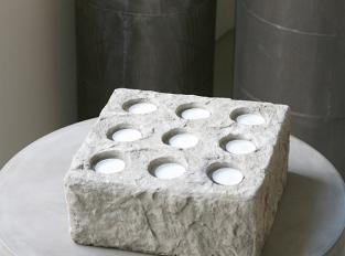 LOOOOX betonový svícen