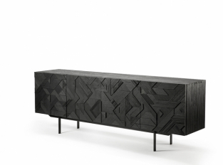 Komoda Ethnicraft Graphic Sideboard