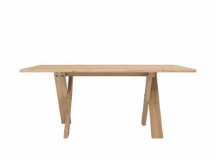 Ethnicraft - jídelní stůl Pettersson