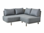Venkovní modulární sofa Cane-Line Moments