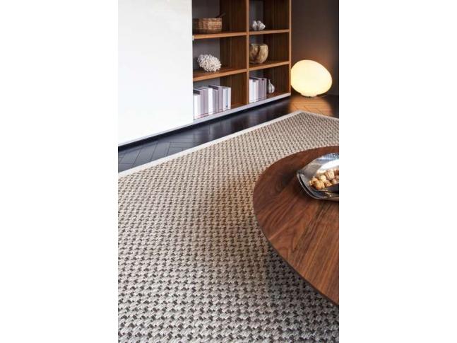Togo - stoprocentní sisalový koberec Přírodní sisalový koberec Togo jako kusový koberec do bytu.