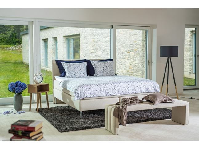 Zleep Comfort Continental Bed