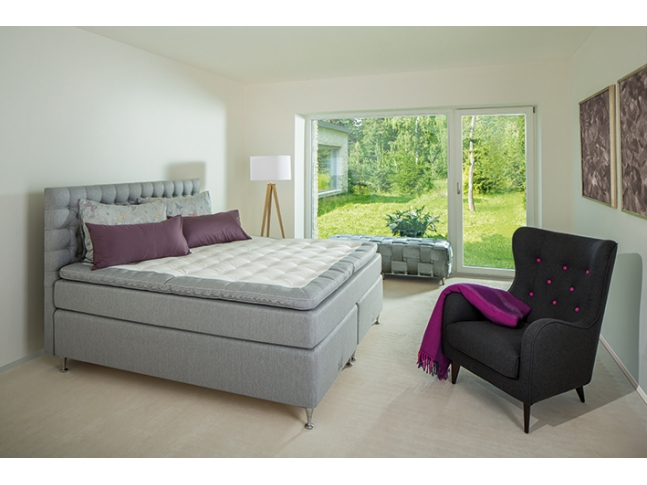 Zleep Lux Continental Bed
