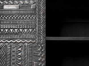 Komoda Ethnicraft Tabwa Sideboard High