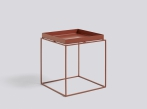Tray Table Tray Table Red 40x40