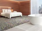 Koberce Freestile - Tunis Kobercové čtverce s inovativním designem Tunis od Object Carpet, barva 0502.